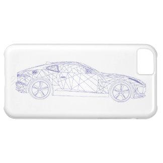 """Iphone cas «Jaguar Car """" Coque iPhone 5C"""