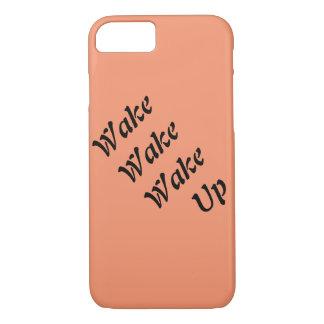 Iphone cese se réveillent coque iPhone 7