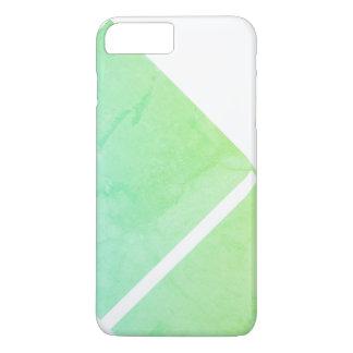 iPhone/coque ipad GREEN&WHITE Coque iPhone 7 Plus