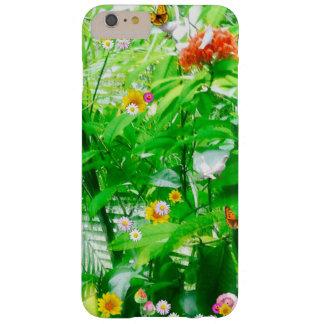 iPhone/coque ipad verts à la mode de nature Coque iPhone 6 Plus Barely There