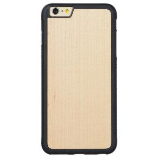 iPhone de butoir en bois 6/6s plus le cas Coque Pare-chocs Mince En Érable iPhone 6 Plus
