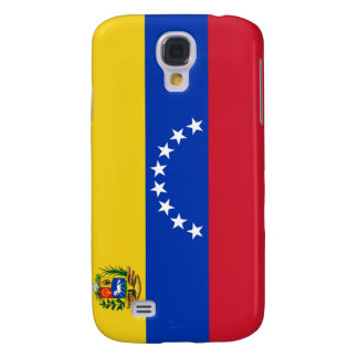 iPhone de drapeau du Venezuela Coque Galaxy S4