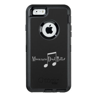iPhone de duo (notes) et cas de Samsung Otterbox Coque OtterBox iPhone 6/6s