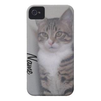 IPhone de l'amoureux des chats et étui de cartes d Coques Case-Mate iPhone 4