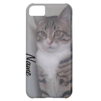 IPhone de l'amoureux des chats et étui de cartes d Coque iPhone 5C