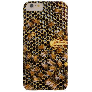 iPhone de peigne de miel d'abeille Coque Barely There iPhone 6 Plus