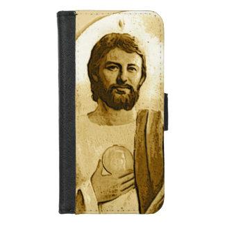 iPhone de St Judas 8/7 caisse de portefeuille