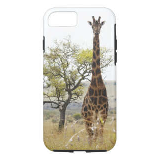iPhone d'espèce menacée de girafe de Rothschild 7 Coque iPhone 7