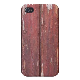 iPhone en bois 4 de cas de Speck® d IMPRESSION de iPhone 4 Case