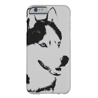 iPhone enroué 6 cas de Malamute de chien de Coque Barely There iPhone 6