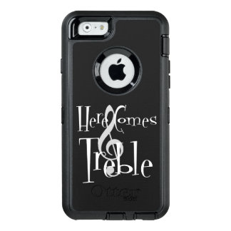 iPhone et cas triples de Samsung Otterbox Coque OtterBox iPhone 6/6s