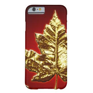 iPhone frais du Canada 6 cadeaux de feuille du Can