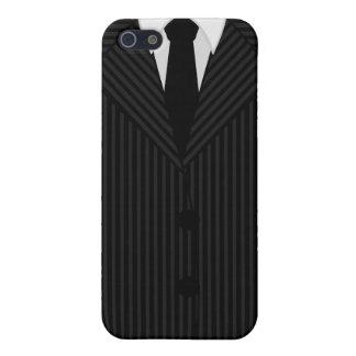 iPhone intuitif de costume et de cravate de filet Coque iPhone 5