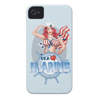 iPhone MARIN SEXY 4 BT de BANDE DESSINÉE Coques iPhone 4