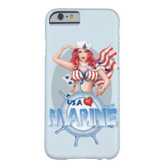 iPhone MARIN SEXY 6/6s BT de BANDE DESSINÉE Coque iPhone 6 Barely There