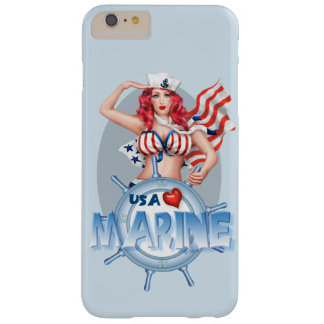 iPhone MARIN SEXY 6/6s de BANDE DESSINÉE plus BT Coque Barely There iPhone 6 Plus