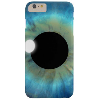 iPhone mince de globe oculaire d'oeil bleu Coque iPhone 6 Plus Barely There