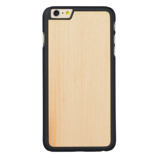 iPhone mince en bois 6/6s plus le cas Coque Carved® En Érable Pour iPhone 6 Plus Case