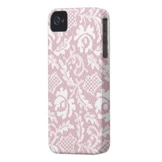 iphone rose de dentelle coques Case-Mate iPhone 4