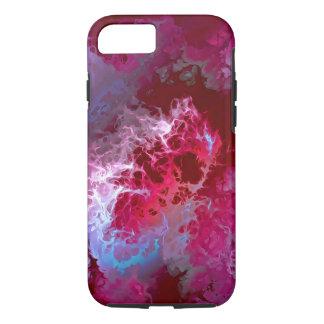 iPhone rouge 7, cas dur de Deco - d'Apple de Coque iPhone 7