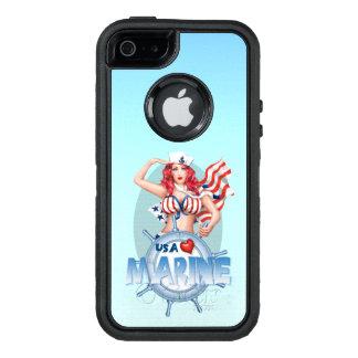 iPhone SEXY SE/5/5s DS des Etats-Unis Apple   de Coque OtterBox iPhone 5, 5s Et SE