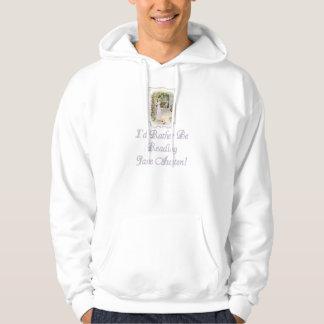 IRBR Jane Austen ! Sweat - shirt à capuche léger, Sweats À Capuche