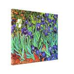 Iris de Van Gogh Impressions Sur Toile