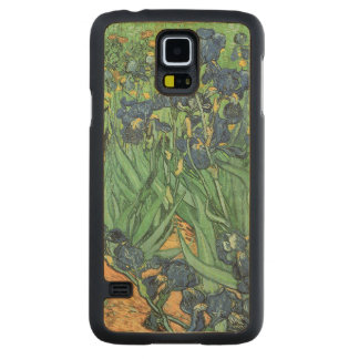 Iris de Vincent van Gogh |, 1889 Coque En Érable Galaxy S5 Case