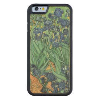 Iris de Vincent van Gogh |, 1889 Coque Pare-chocs En Érable iPhone 6