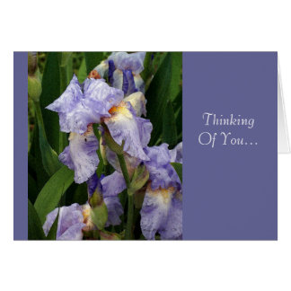 Iris du Tennessee Cartes