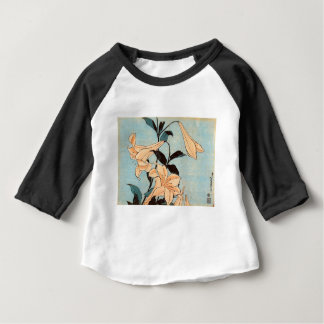 Iris japonais t-shirt pour bébé