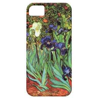 Iris par des beaux-arts de Van Gogh Étuis iPhone 5