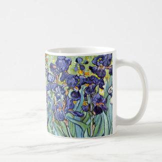 Iris par Vincent van Gogh 1898 Mug