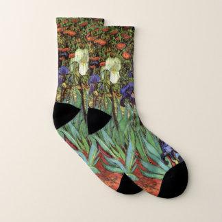 Iris par Vincent van Gogh, art vintage de jardin