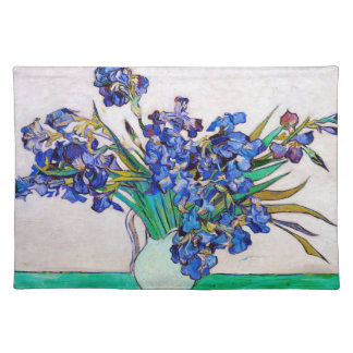 Iris par Vincent van Gogh Sets De Table