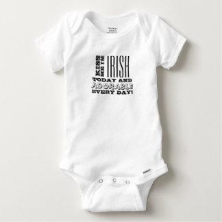 Irlandais aujourd'hui, adorable chaque jour ! t-shirts