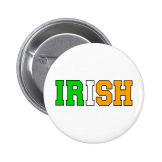 Irlandais Badge