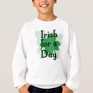 Irlandais pendant un jour sweatshirt