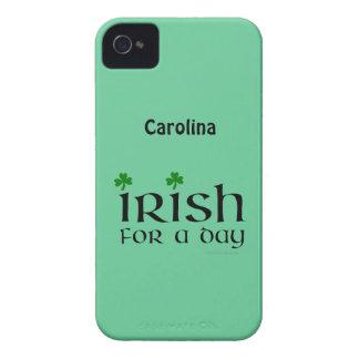 Irlandais pour une peau drôle de l iphone 4g de st étuis iPhone 4
