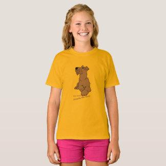 Irlandais terrier - Simply best the ! T-shirt