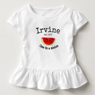 """Irvine la Californie """"une chemise de bébé dans T-shirt Pour Les Tous Petits"""