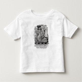 Isabella de la France, reine d'Angleterre T-shirt Pour Les Tous Petits