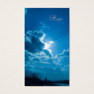 Isaïe 40 ; 28-31- signet inspiré cartes de visite