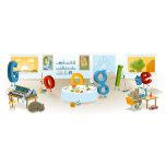 Un google doodle pour le centenaire de Go Seigen Designall