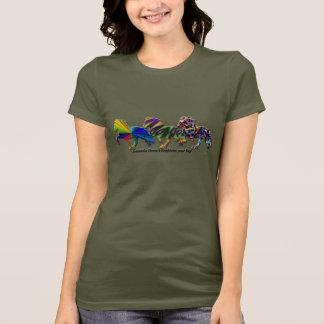 Islandais sauvage t-shirt