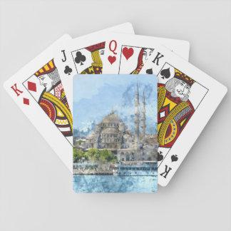 Istanbul Turquie Jeux De Cartes