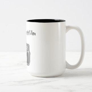 #istillshootfilm + tasse d'appareil-photo