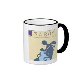 It s a Boy par Steve Collier Tasse