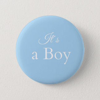 it´s un garçon badges