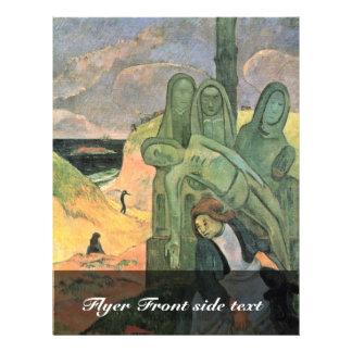 Italiano : Breton de Calvario (IL Cristo Verde), Prospectus Personnalisés